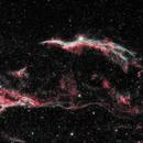 Western Veil Nebula, NGC 6960,                                Nicholas Gialiris