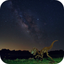 Dino-Milky Way,                                Steven