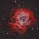 Rosetta Nebula,                                Piero Venturi