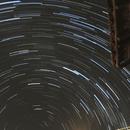 Star Trail,                                Arthur Inácio