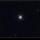 M13, the Great Globular Cluster in Hercules,                                Gabriel Cardona