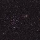 M35 and NGC 2158,                                Sven Hoffmann