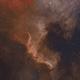 NGC 7000 North America Nebula,                                Kathy Walker