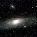 M31,                                Mark Scrivener