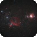 Orion widefield - M42 and the Horse,                                Graham Roberts