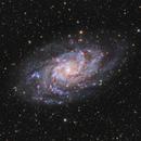 Messier33,                                Valerio Avitabile