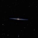 NGC 4565 Needle Galaxy,                                tjschultz2011