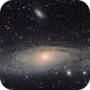 Andromeda Galaxy,                                DivisionByZero