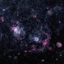 NGC 346 Star Nursery in the Small Magellanic Cloud,                                Alex Woronow