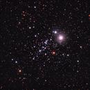 NGC 457 Owl Cluster,                                Marko Emeršič