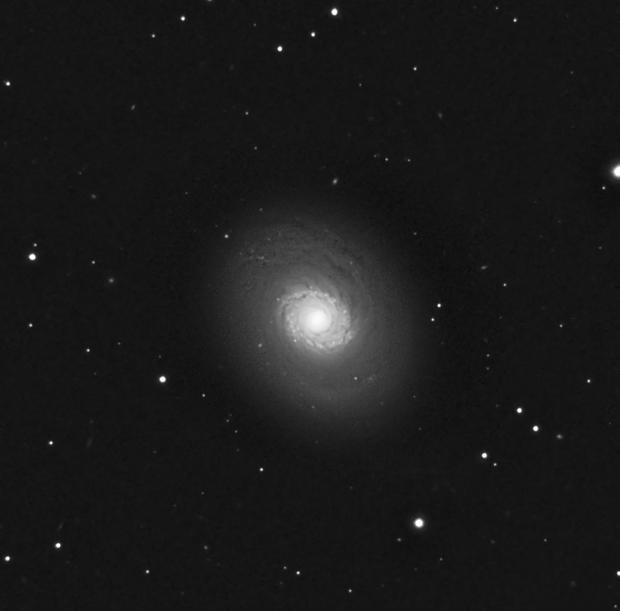 Messier 94,                                StefanoBertacco