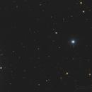 C/2018W2 meets NGC 7814,                                xordi