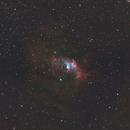 NGC 7635 The Bubble,                                jamiecflinn