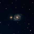 M51, The Whirlpool Galaxy,                                Richard Smith