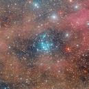 NGC 2547,                                Giuseppe Donatiello