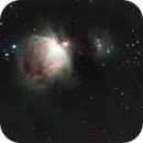 M42 Orion Nebula,                                Kevin Smith