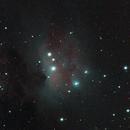 M42 Orion Nebula,                                Kevin Smith