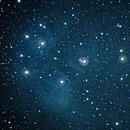 The Pleiades - Messier 45,                                Paul Hutchinson
