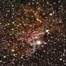 IC 405 Flaming star,                                Günther Eder