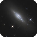M 102 - Spindle Galaxy 2017 data reprocessed from scratch,                                Jeffbax Velocicaptor