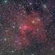 Cave Nebula,                                Carastro