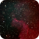 NGC 7000 - HaRGB North American Nebula Section,                                Martin Flower