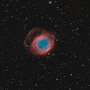NGC 7293 Helix Nebula,                                aalbi