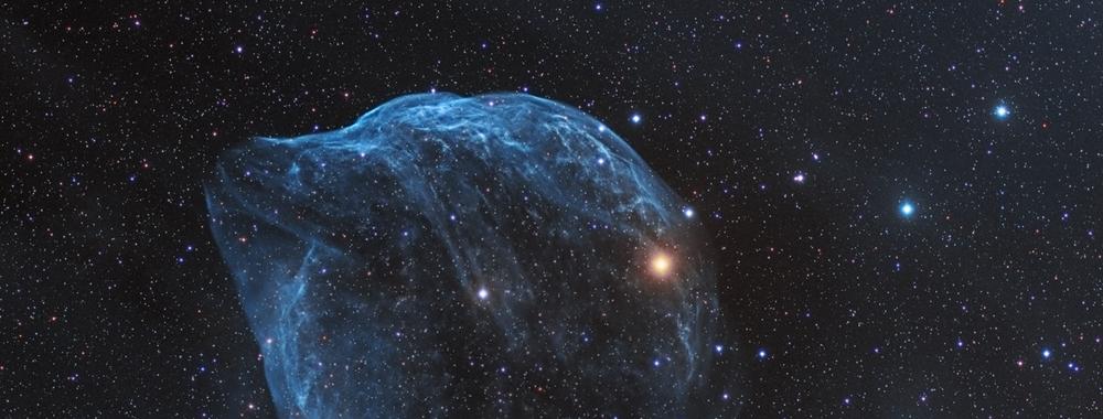 Sh2-308 Star Bubble,                                Anis Abdul