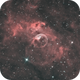 Bubble Nebula NGC 7635,                                Ryan Betts