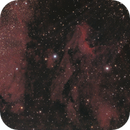 IC 5070  The Pelican Nebula,                                G400
