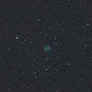 Dumbell Nebula,                                nandobike