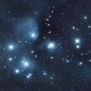 The Pleiades (M45),                                Gabriel Cardona