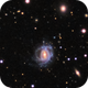 A Deep Field: Abell 2199 Galaxy Cluster (North-East Part),                                sunlover