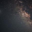 The Teapot Asterism in Sagittarius,                                astropical