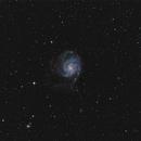 M101 - pinwheel galaxy,                                U-ranus