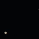 J+1 après la grande conjonction Jupiter Saturne (22 décembre  2020),                                Gérard Nonnez
