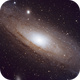 First Go at the Andromeda Galaxy,                                HixonJames