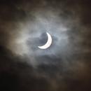 Partial Solar Eclipse - 20th March 2015,                                John Hosen