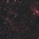 NGC 7635 Widefield,                                Bernd Steiner