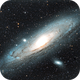 M31 Andromède,                                Thierry Beauvilain