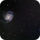 M101 and NGC5474,                                Shannon Calvert