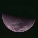 Moon - open cast mining?,                                Tom Gray