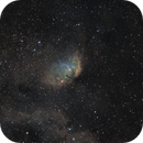 Sh2-101 Tulip Nebula in Cygnus (SHO),                                Benny Colyn