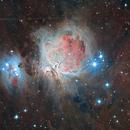 Great Orion Nebula Mosaic,                                Dan Watt