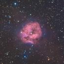 Cocoon Nebula (IC5146) in HaLRGB,                                Jose Carballada