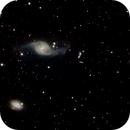 NGC 3718, 3729, and Hickson Group 56,                                Frank Kane