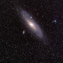 M31- Andromedagalaxie,                                Christian Dahm