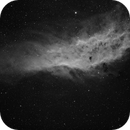 Californianebel Narrowband NGC 1499 Pers,                                Caspar Schumann