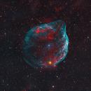 SH2-308 in HaO3-LRGB,                                equinoxx