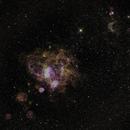 NGC 1760 Dans le Grand Nuage de Magellan,                                Roger Bertuli